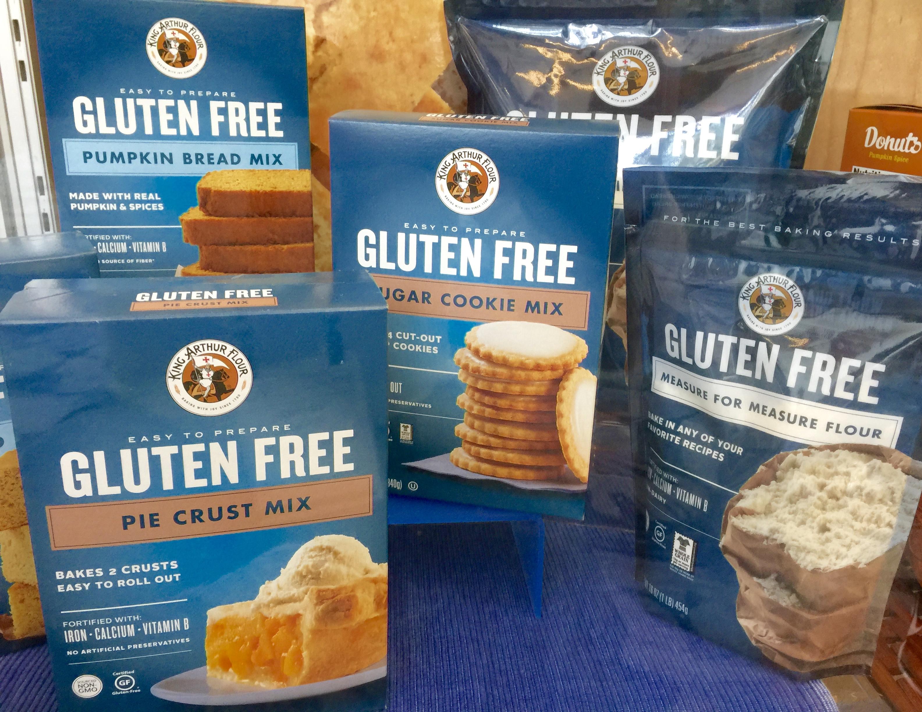 Gluténmentes lisztkeverékek, hogy ne legyen akkora vesződség egy pite, keksz, vagy akár tökmagos kenyér megsütése