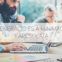 Az Y generáció és a minimalizmus kapcsolata