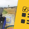El Camino kerékpárral - mit vigyél magaddal?