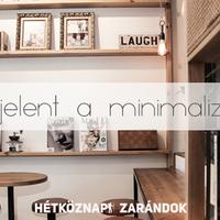 Mit jelent a minimalizmus?