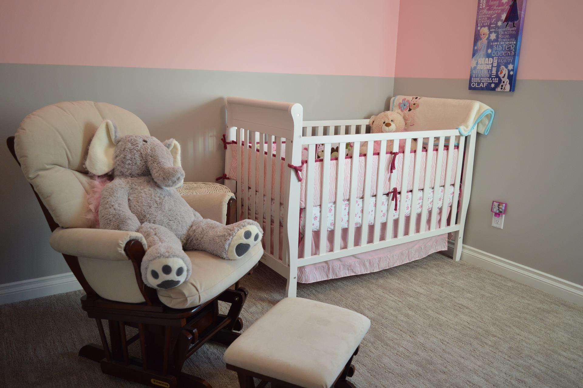 Mi szükséges a babaszobába?
