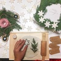 Gyerekbiztos karácsonyfadíszek a konyhából