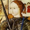 Szent Johanna  -  aki máglyahalált halt