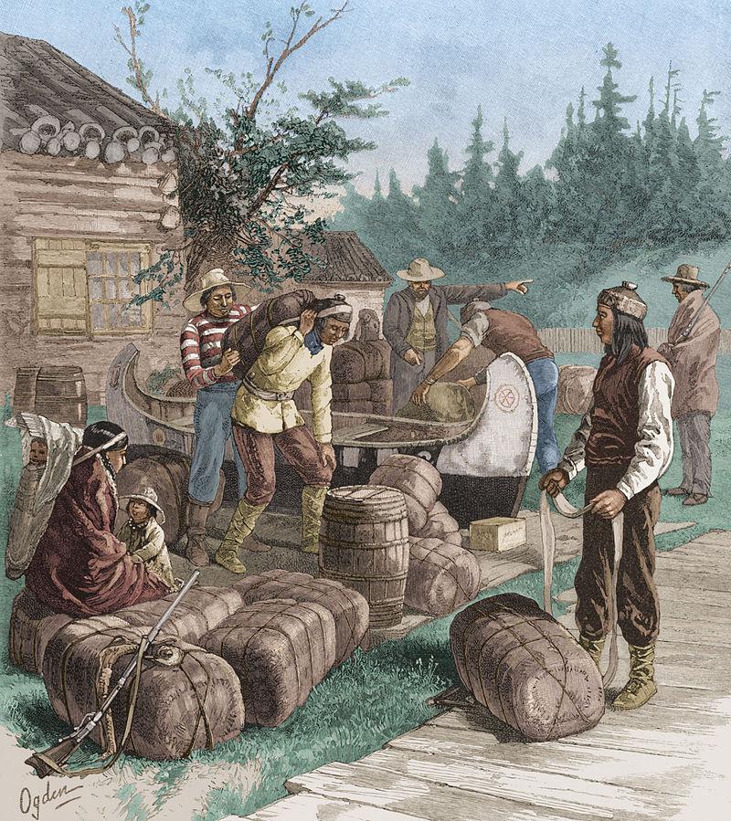 A Hudson-öböl Társaság - Érdekes sztorik a múltból