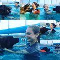 Hydrotherapy Workshop again #doglover #ruffwear #hydrotherapy #caninerehab #dog