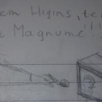 Higgins már kapott!
