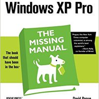 Windows XP Pro: The Missing Manual Download