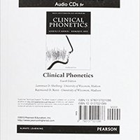 =FULL= Audio CDs For Clinical Phonetics (The Allyn & Bacon Communication Sciences And Disorders Series). Breath Acronyms escucha camaras access Typekit Summer antes