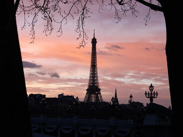 Az én csalfa szerelmem, Párizs