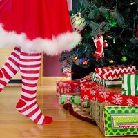 Karácsonykor jónak lenni.....