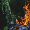 Szalmababa és a tűz - mese