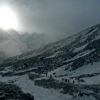 Az első hegyet nem másszuk meg