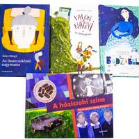 Öt gyerekkönyv Óperencián innen, határokon túl