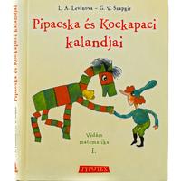 Vidám matematika: Pipacska és Kockapaci kalandjai