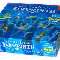 Drei Magier Spiele: Elvarázsolt labirintus