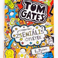 Liz Pichon: Tom Gates (Többnyire) Zseniális ötletek