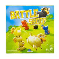Battle Sheep -a legelőért mindent bevetünk