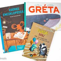 Három gyerekkönyv a szomszédból