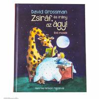 David Grossman: Zsiráf, és irány az ágy!