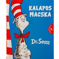 Dr. Seuss Kalapos Macskája