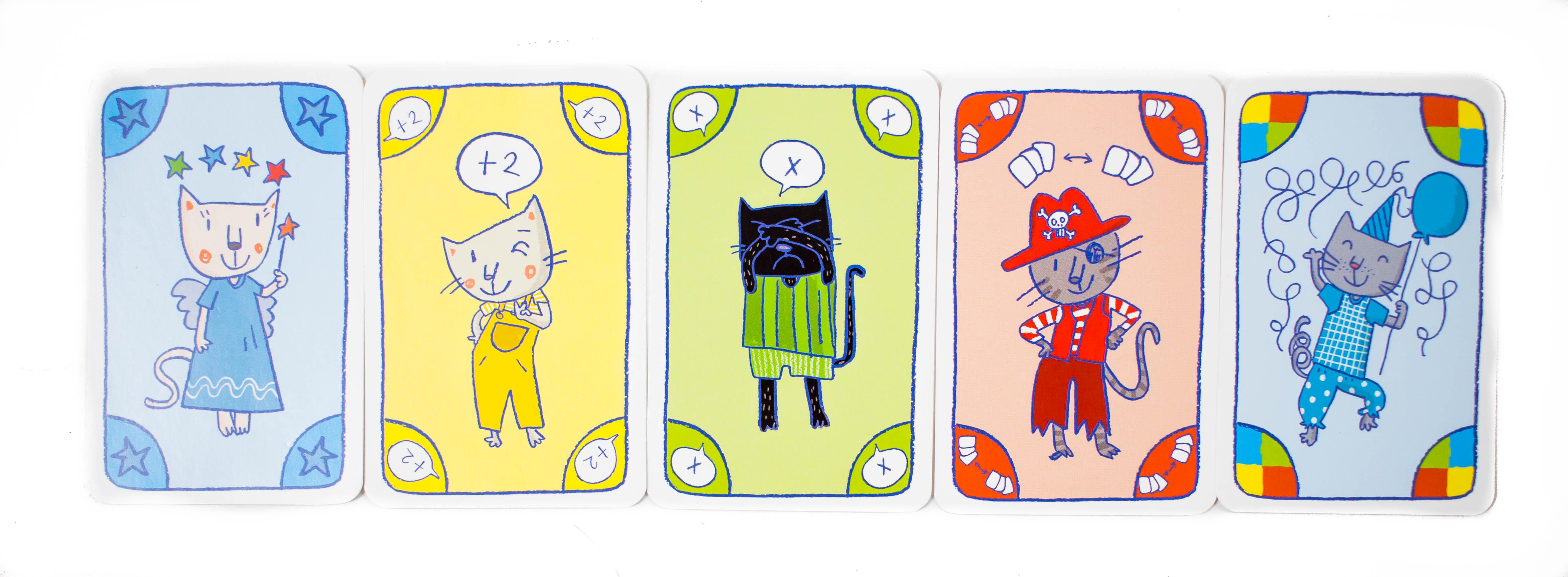 Tündérmacska, kacsintós cica, ünneprontó, kalóz, és parti macska