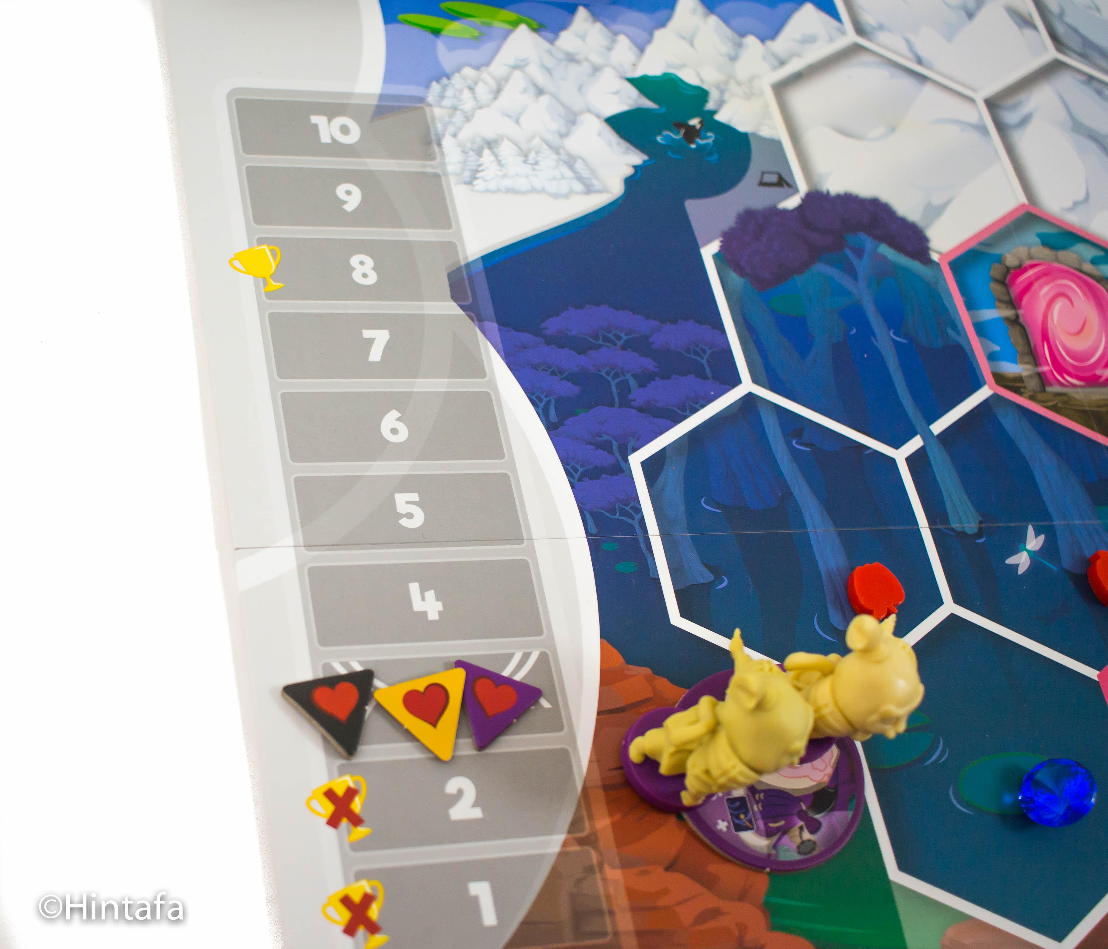 Újabb lehetőség a trófea szerzésre a barátságjelző azonban ha  lecsökken 3-as alá, az addig nem szerezhet a játékos trófeát, míg nem változtat a modorán.