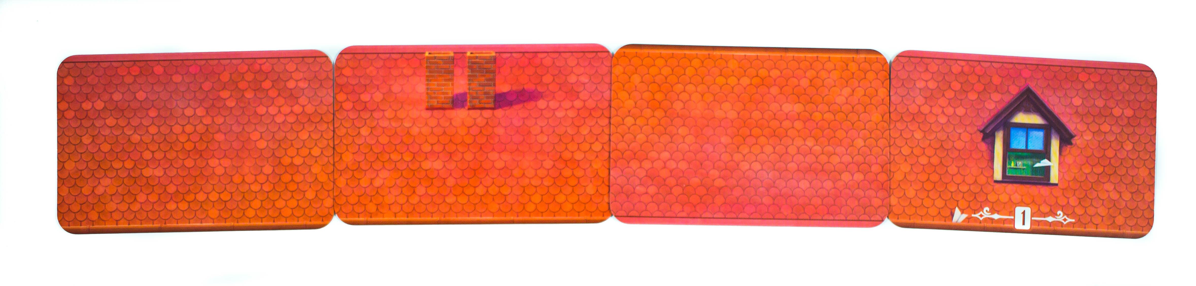 Az egységes színű tetők több pontot érnek.