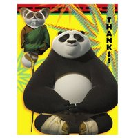 Kung-fu panda újra akcióban