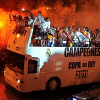 18 évet várt a Real Madrid a Király-kupára - erre áthajtottak rajta egy busszal!