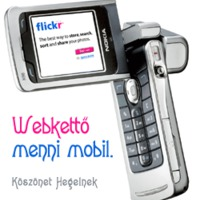 Flickr + Nokia Nseries: mi ez?
