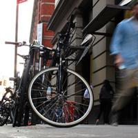 New York, bicikli