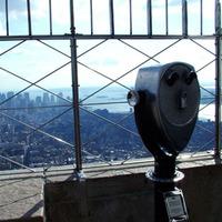 newyork#7 - Felhőkarcolók tetején