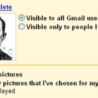 Avatarozás Gmailben