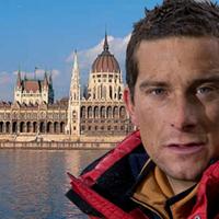 Bear Grylls túlélte Budapestet!