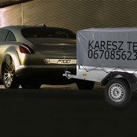Teszteltük: Mercedes F-700