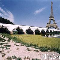 Eiffel-torony Barcson