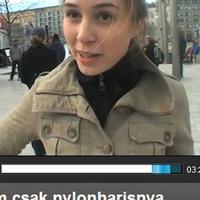 Videó: üzennek a tüntetők