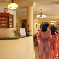 Guantanamói foglyokat találtak egy Hunguest Hotelben