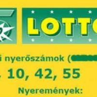 20%-kal csökkenhetnek a lottószámok