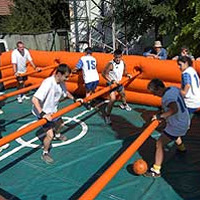Saját labdajátékot fejleszt a Fidesz