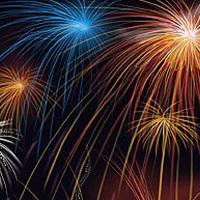 Közvetítés az augusztus 20-i tűzijátékról, felvételről