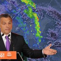 Fidesz: 10 fokkal csökkentettük a középhőmérsékletet