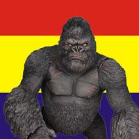 King Kong lesz Budapest címerállata