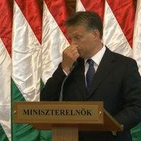 A nap képe: Szellentés zavarta meg Orbán Viktor beszédét