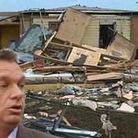 Orbán pusztított Bács-Kiskunban