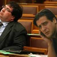 Csányi Sándor játssza majd Rogánt a Parlamentben