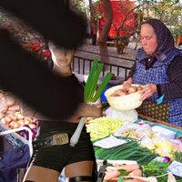A Bosnyák téri piacon vásárolt Angelina Jolie