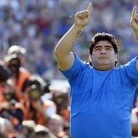Balesetet szenvedett Diego Maradona
