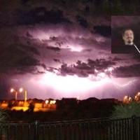 A Dunántúlon vihar volt, Borsodban láttak UFO-t is – Mogács napsütést ígér