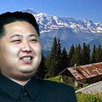 Kim Dzsong Il örököse kesztyűs báb!